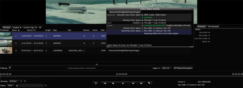 FilmLight Daylight for Mac 5.1.10842 破解版 – 高性能视频转码和管理工具-爱情守望者