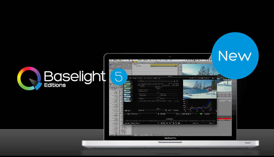 Baselight Editions v5 now available