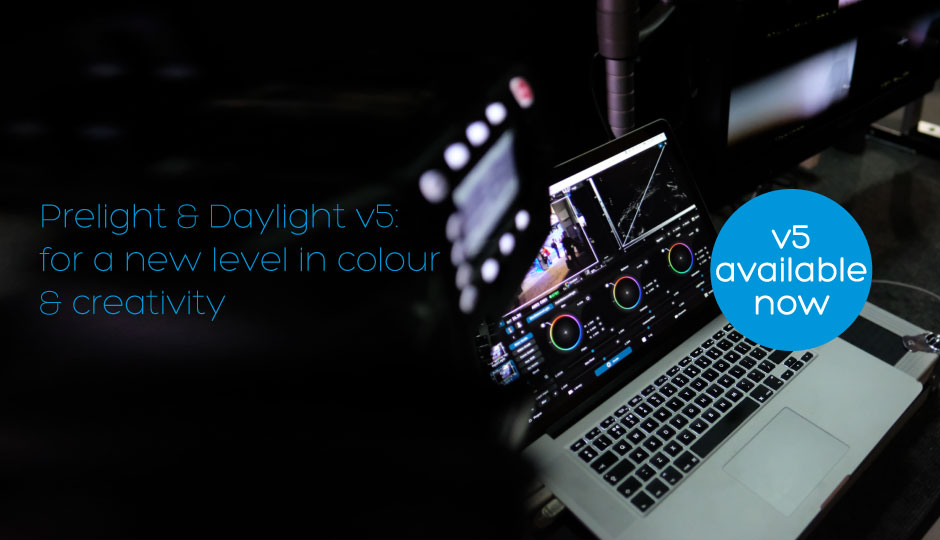 Prelight & Daylight v5 now available