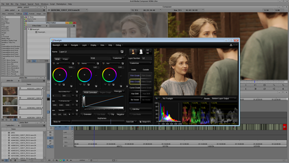 Baselight for Avid (Windows)
