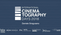 International Cinematography Days 2018
