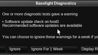 Updating Baselight software