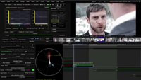 Baselight Scopes: Vectorscope