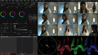 Baselight Workflows: TV drama - grading overview