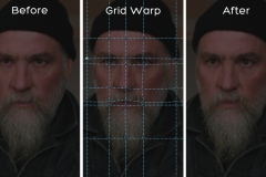 Baselight v5: Grid Warp